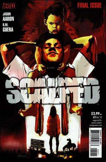 Scalped 60-A by Vertigo