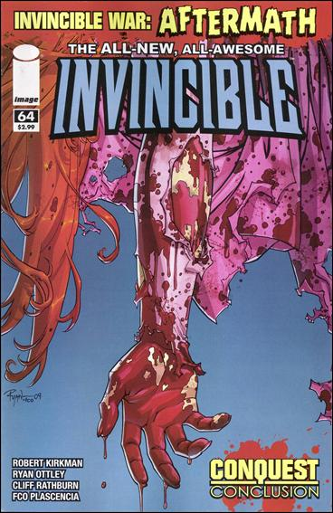Invincible 64-A by Skybound Entertainment