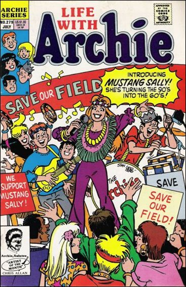 Life with Archie (1958) 279-A by Archie