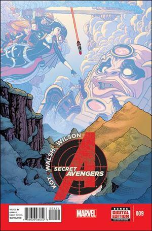 Secret Avengers (2014) 9-A