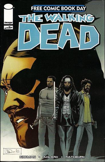 Walking Dead FCBD 2013 Special nn-A by Image