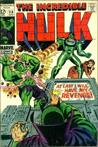 Incredible Hulk (1968) 114-A by Marvel