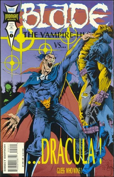 Blade: The Vampire-Hunter 2-A by Marvel
