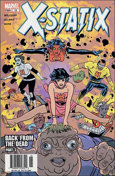 X-Statix 15-A by Marvel