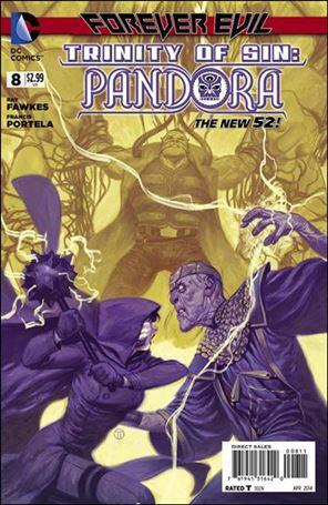 Trinity of Sin: Pandora 8-A