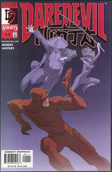 Daredevil: Ninja 1-A by Marvel