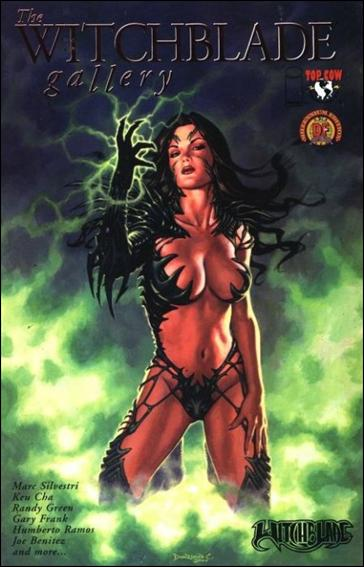 Witchblade Gallery 1-C by Top Cow