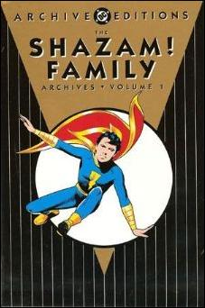 Shazam! Family Archives 1-A by DC