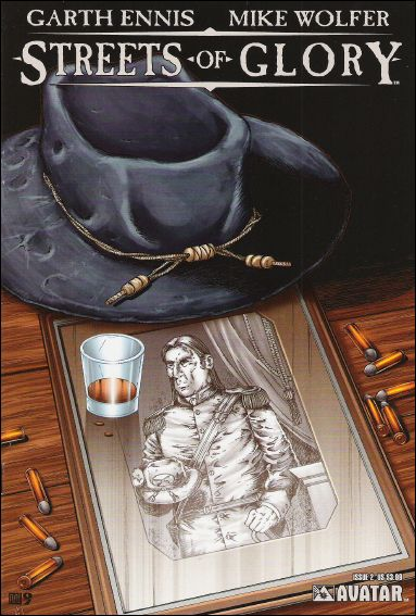 Garth Ennis' Streets of Glory 2-B by Avatar Press