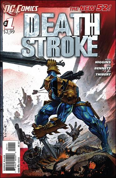Deathstroke (2011) 1-A by DC
