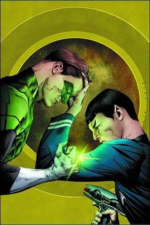 Star Trek / Green Lantern  1-MB