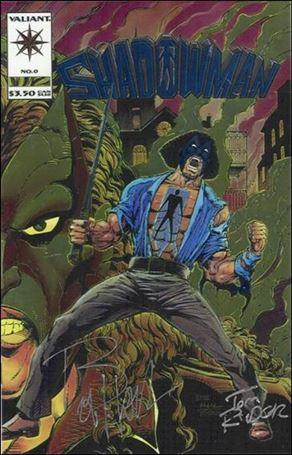 Shadowman (1992) 0-D