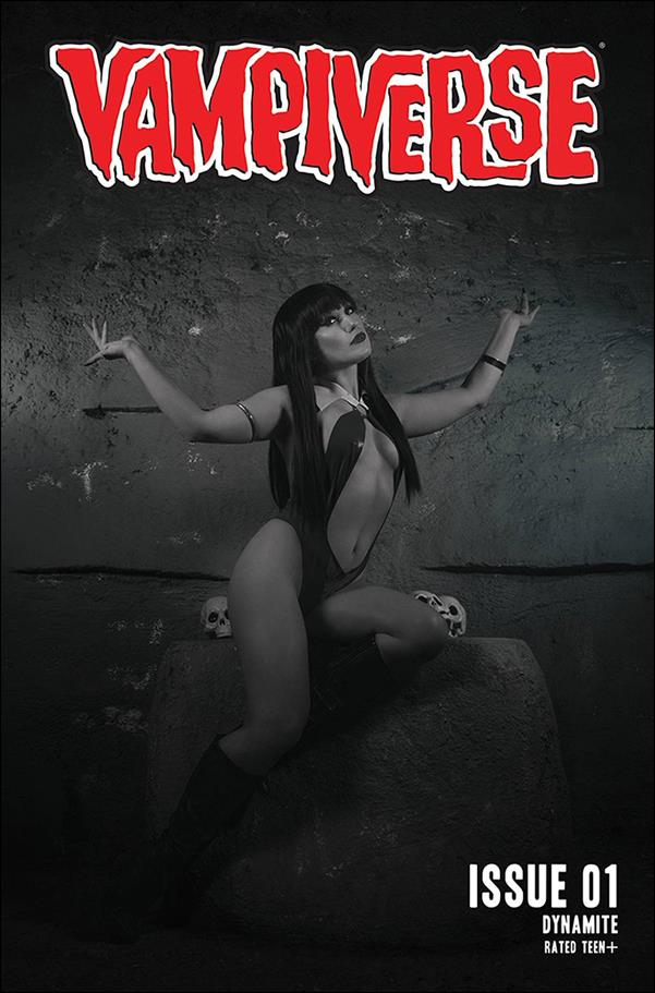 Vampiverse 1-P by Dynamite Entertainment