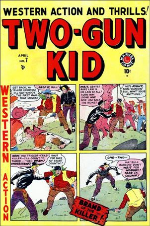 Two-Gun Kid 7-A