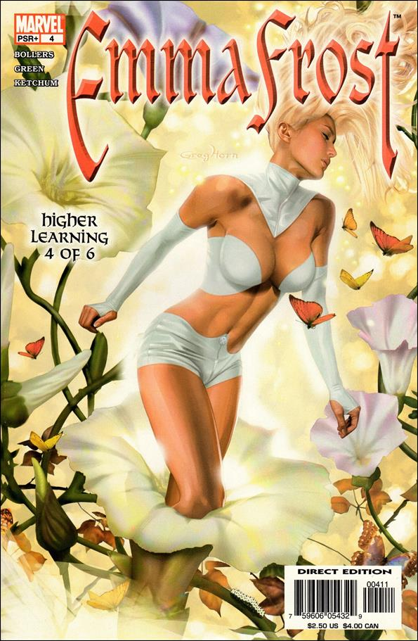 Emma Frost 4-A by Marvel