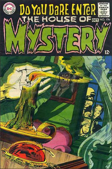 House of Mystery (1951) 176-A by DC