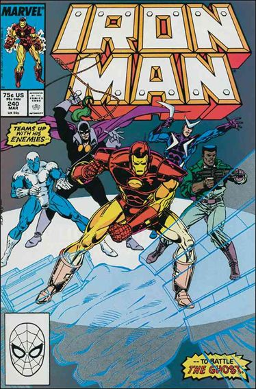 Iron Man (1968) 240-A by Marvel