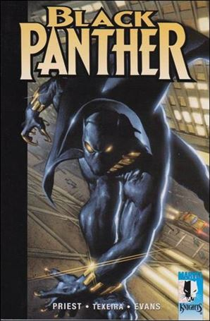 Black Panther (1998) 1-A