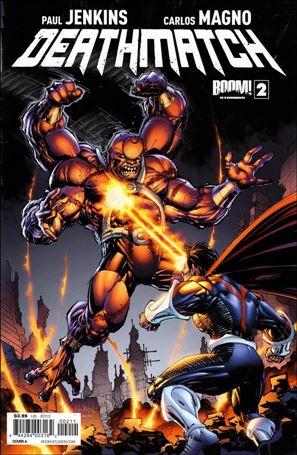 Deathmatch 2-A