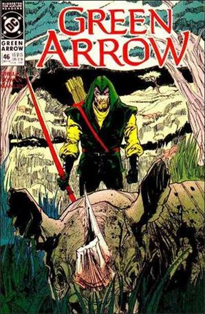 Green Arrow (1988) 46-A