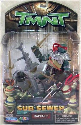 TMNT (Sub Sewer) Raphael by Playmates