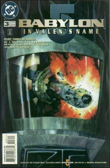Babylon 5: In Valen's Name 3-A by DC