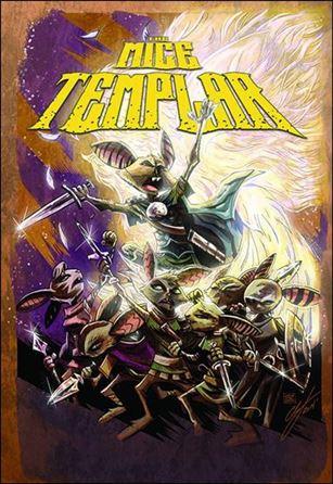 Mice Templar Volume IV: Legend 14-B