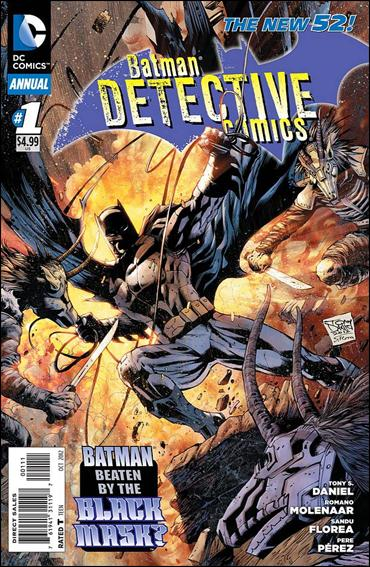 Detective Comics Annual (2012) 1-A by DC