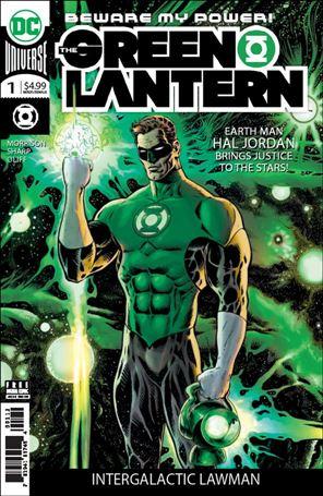 Green Lantern (2018) 1-F