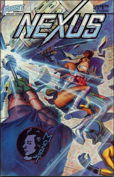 Nexus (1985) 11-A by First