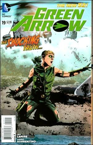 Green Arrow (2011) 19-A by DC