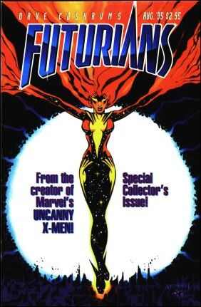 Futurians (1995) 0-A by Aardwolf