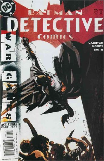 Detective Comics (1937) 799-A by DC