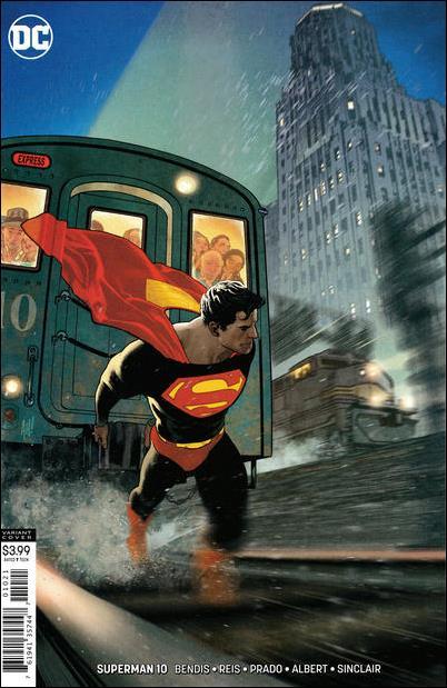 Superman (2018) 10-B by DC