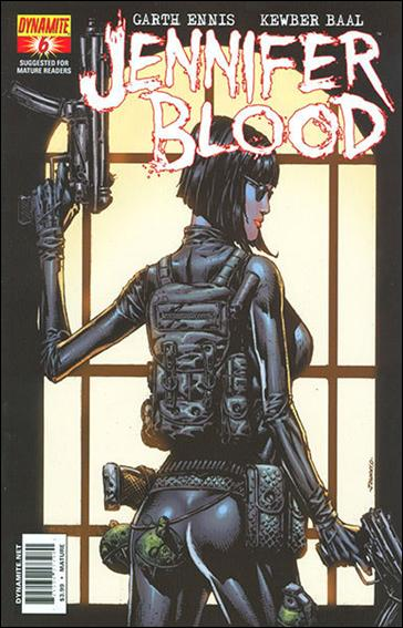 Jennifer Blood 6-D by Dynamite Entertainment
