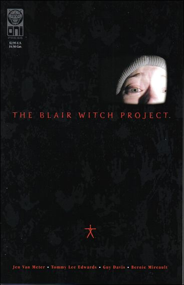 Blair Witch Project 1-C by Oni Press
