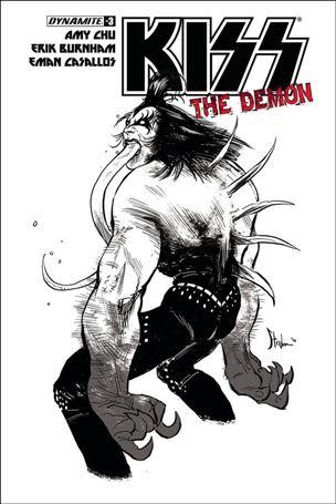 KISS: The Demon 3-E