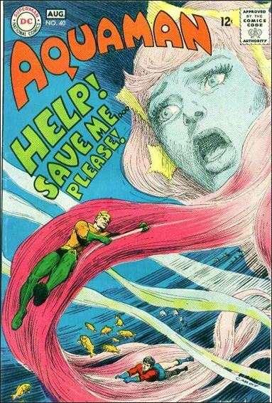 Aquaman (1962) 40-A by DC
