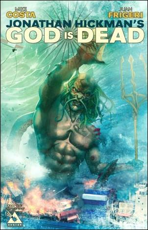 God is Dead 9-C by Avatar Press