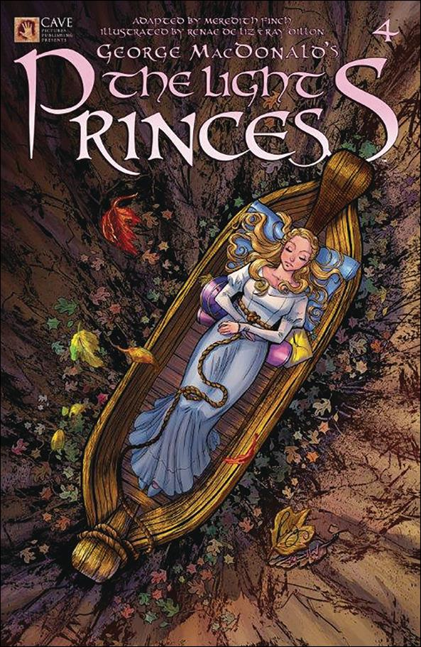 George MacDonald's The Light Princess 4-A by Cave Pictures Publishing