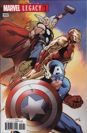 Marvel Legacy 1-D