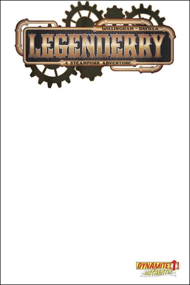 Legenderry: A Steampunk Adventure 1-E by Dynamite Entertainment