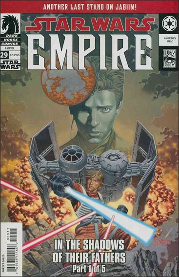 Star Wars: Empire 29-A by Dark Horse