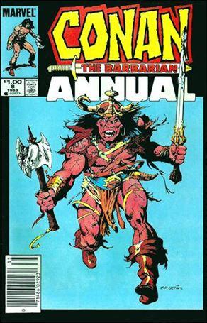 Conan Annual 8-A