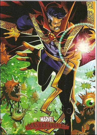 2008 Marvel Masterpieces: Series 2 (Base Set) 21-A by SkyBox