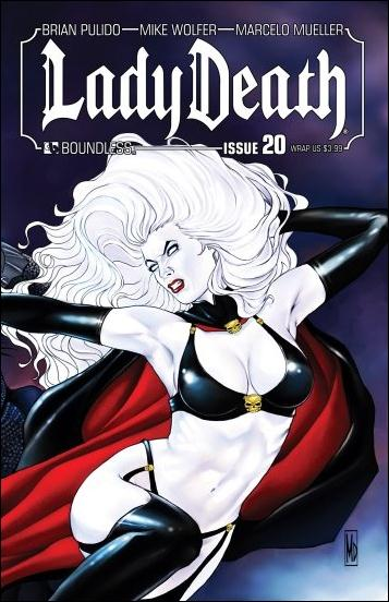 Lady Death (2010) 20-B by Boundless Comics