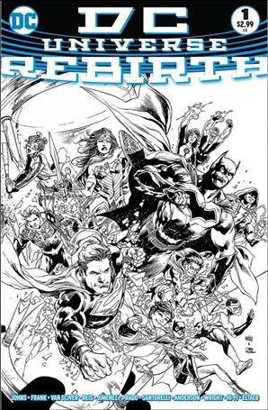 DC Universe: Rebirth 1-C