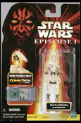 "Star Wars: Episode I 3 3/4"" Basic Action Figures Battle Droid (Shot) (No Logos)"