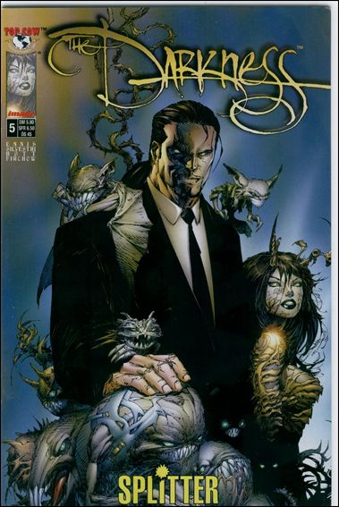 Darkness (1996) 5-B by Top Cow