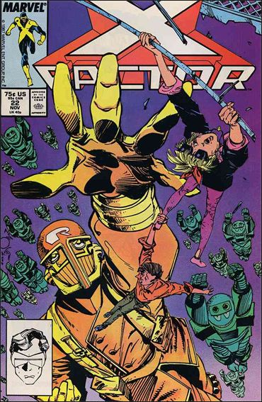X-Factor (1986) 22-A by Marvel